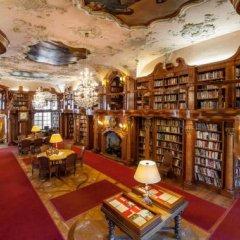 Отель Schloss Leopoldskron Meierhof Зальцбург развлечения