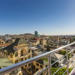 Отель Анатолия Азербайджан, Баку - 11 отзывов об отеле, цены и фото номеров - забронировать отель Анатолия онлайн балкон