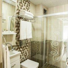 Istanbul Sirkeci Hotel Турция, Стамбул - отзывы, цены и фото номеров - забронировать отель Istanbul Sirkeci Hotel онлайн ванная