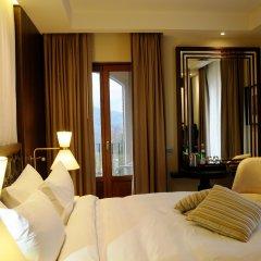 Отель Renaissance Tuscany Il Ciocco Resort & Spa 4* Люкс с различными типами кроватей