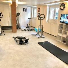 Отель Residence Lamartine фитнесс-зал