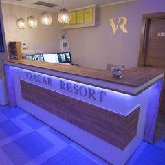Отель Vracar Resort Сербия, Белград - отзывы, цены и фото номеров - забронировать отель Vracar Resort онлайн интерьер отеля