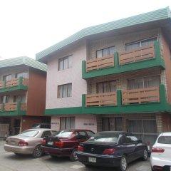 Отель Kolex Hotels Ltd парковка