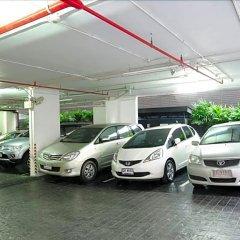 Отель Aspira Skyy Sukhumvit 1 Таиланд, Бангкок - отзывы, цены и фото номеров - забронировать отель Aspira Skyy Sukhumvit 1 онлайн парковка