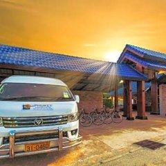 Отель Phuket Airport Guesthouse Таиланд, пляж Май Кхао - отзывы, цены и фото номеров - забронировать отель Phuket Airport Guesthouse онлайн городской автобус