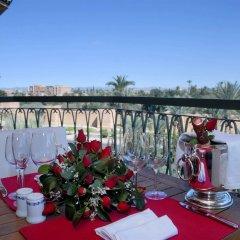 Отель Royal Mirage Deluxe балкон