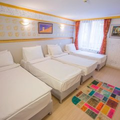 Dedem Boutique Hotel Стамбул комната для гостей фото 3