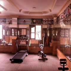 New Pacific Hotel фитнесс-зал