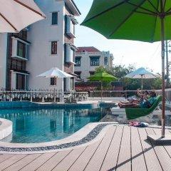 The Villa Hoi An Boutique Hotel бассейн фото 2