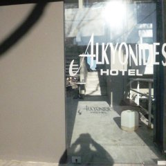 Отель ALKYONIDES Петалудес интерьер отеля фото 2