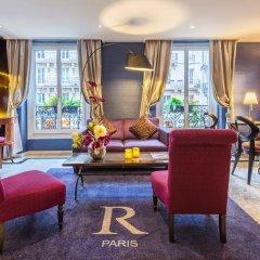L'Hotel Royal Saint Germain Париж комната для гостей фото 2