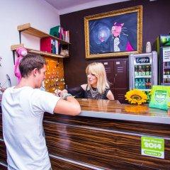 Отель Pink Panther's Hostel Польша, Краков - 1 отзыв об отеле, цены и фото номеров - забронировать отель Pink Panther's Hostel онлайн фото 2