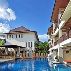 Отель Lanta Sand Resort & Spa бассейн фото 3