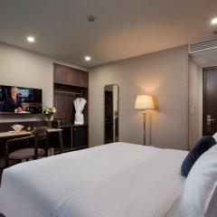 Hanoi L'heritage Diamond Hotel & Spa удобства в номере фото 2