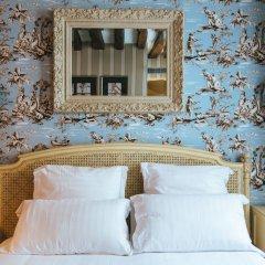 Отель Dauphine Saint Germain Hotel Франция, Париж - отзывы, цены и фото номеров - забронировать отель Dauphine Saint Germain Hotel онлайн комната для гостей фото 3