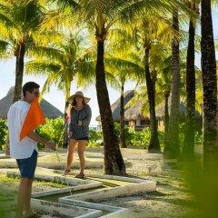Отель Conrad Bora Bora Nui Французская Полинезия, Бора-Бора - 8 отзывов об отеле, цены и фото номеров - забронировать отель Conrad Bora Bora Nui онлайн фитнесс-зал фото 4