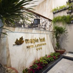 Maple Leaf Hotel & Apartment Нячанг