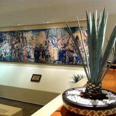 Hotel Del Prado-ciudad De México Мехико интерьер отеля