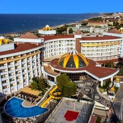 Side Algeria Hotel and Spa балкон