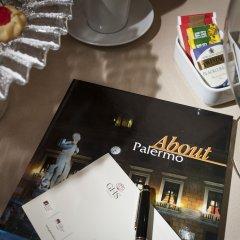 Отель Astoria Palace Hotel Италия, Палермо - отзывы, цены и фото номеров - забронировать отель Astoria Palace Hotel онлайн питание фото 2