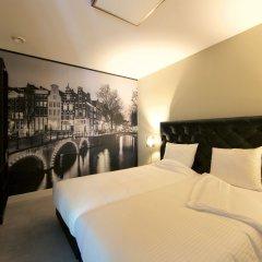 Отель Camp Inn Hotel Нидерланды, Амстердам - 2 отзыва об отеле, цены и фото номеров - забронировать отель Camp Inn Hotel онлайн комната для гостей фото 2