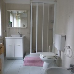 Отель Appartamento La Perla Италия, Падуя - отзывы, цены и фото номеров - забронировать отель Appartamento La Perla онлайн ванная