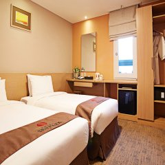 HOTEL SKYPARK Myeongdong III комната для гостей