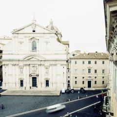 Отель iRooms Pantheon & Navona Италия, Рим - 2 отзыва об отеле, цены и фото номеров - забронировать отель iRooms Pantheon & Navona онлайн балкон