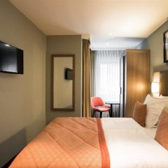 Отель Aragon Hotel Бельгия, Брюгге - 4 отзыва об отеле, цены и фото номеров - забронировать отель Aragon Hotel онлайн сейф в номере