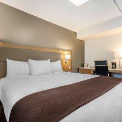 Отель Coast Vancouver Airport Канада, Ванкувер - отзывы, цены и фото номеров - забронировать отель Coast Vancouver Airport онлайн комната для гостей фото 2