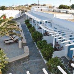 Отель Domna Греция, Миконос - отзывы, цены и фото номеров - забронировать отель Domna онлайн балкон