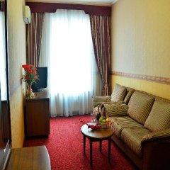 Гостиница Парк Сити 4* Стандартный номер с разными типами кроватей фото 10