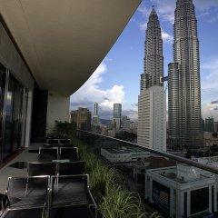 Отель Maya Kuala Lumpur Малайзия, Куала-Лумпур - 6 отзывов об отеле, цены и фото номеров - забронировать отель Maya Kuala Lumpur онлайн фото 3