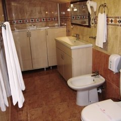 Отель Vila Belvedere Албания, Тирана - отзывы, цены и фото номеров - забронировать отель Vila Belvedere онлайн ванная фото 2