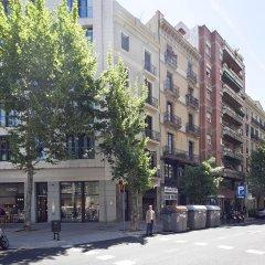 Отель Bonavista Apartments - Eixample Испания, Барселона - отзывы, цены и фото номеров - забронировать отель Bonavista Apartments - Eixample онлайн вид на фасад