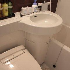 Hotel Livemax Tokyo Bakurocho Токио ванная