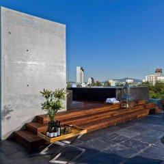 Отель Demetria Hotel Мексика, Гвадалахара - отзывы, цены и фото номеров - забронировать отель Demetria Hotel онлайн бассейн фото 2
