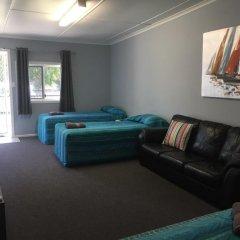 Отель Clarence Head Caravan Park Австралия, Илука - отзывы, цены и фото номеров - забронировать отель Clarence Head Caravan Park онлайн комната для гостей фото 2