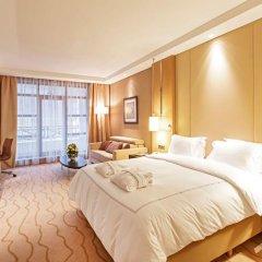 Гостиница Сочи Марриотт Красная Поляна 5* Номер Делюкс с двуспальной кроватью фото 5