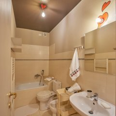 Отель Gelvishome ванная