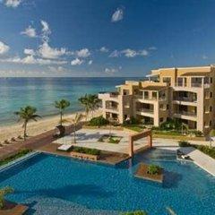 Encanto El Faro Luxury Ocean Front Condo Hotel Плая-дель-Кармен бассейн фото 3