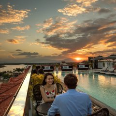 Hotel Royal Hoi An - MGallery by Sofitel бассейн фото 3