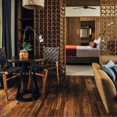 Отель Bisma Eight Ubud интерьер отеля