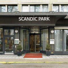 Отель Scandic Park Швеция, Стокгольм - отзывы, цены и фото номеров - забронировать отель Scandic Park онлайн вид на фасад