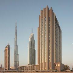 Отель Rove Downtown Dubai пляж