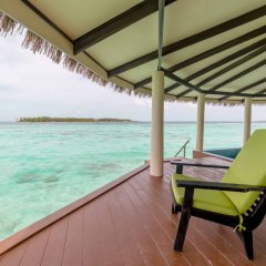 Отель Kihaa Maldives Island Resort балкон