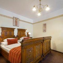 Отель Mucha Hotel Чехия, Прага - - забронировать отель Mucha Hotel, цены и фото номеров комната для гостей фото 4
