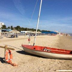 Hotel Nel Pineto пляж фото 2