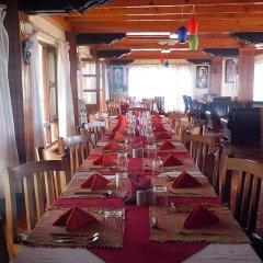 Отель Nagarkot Sunshine Hotel Непал, Нагаркот - отзывы, цены и фото номеров - забронировать отель Nagarkot Sunshine Hotel онлайн питание фото 2