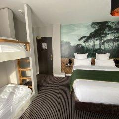 Hotel Bridget Париж комната для гостей